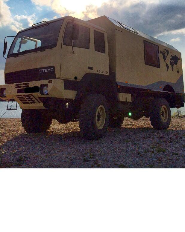 Isuzu Npr Style Expedition Rig Expedition Vehicle Overland Truck Overland Vehicles