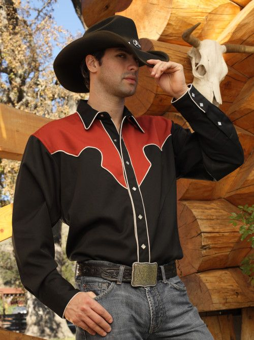 Western Wear For Men Cool Cowboy Dress Outfit Menfash