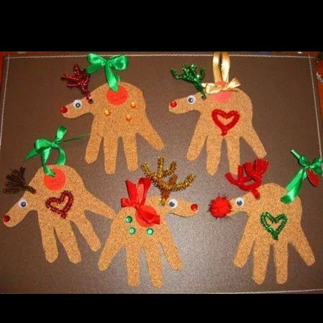 Christmas craft idea for kids Crafts and Worksheets for Preschool