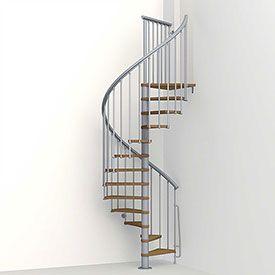 Arké Spiral Staircase Kits