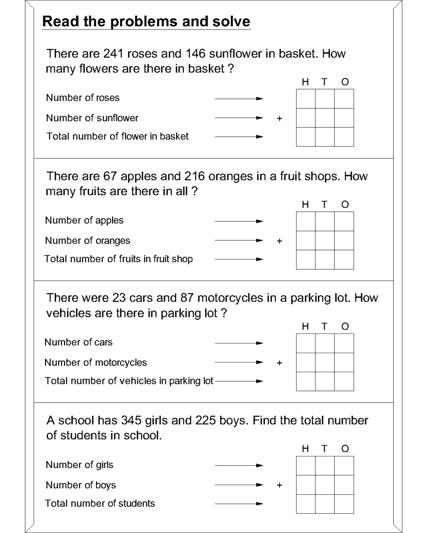 Ks2 Maths Worksheets for Kids | Learning Printable | Kids Worksheets ...