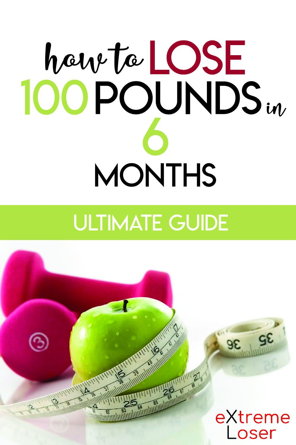 How To Lose 100 Pounds In 6 Months Complete Guide Diet Lose