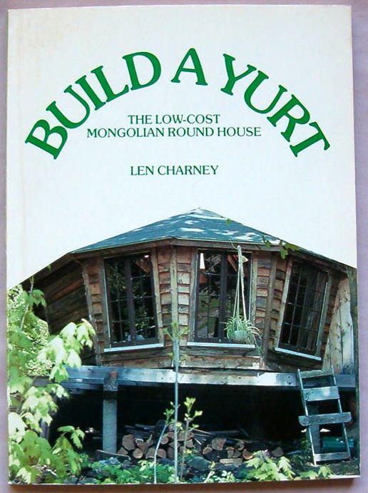 Build a Yurt!!!!!!! @Mack Maschmeier small home ideas Pinterest - Plan De Construction D Une Maison