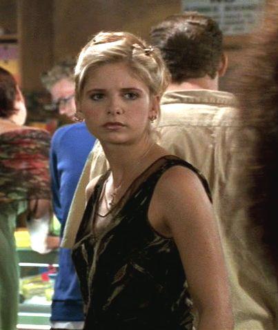 buffy season 3 | Buffy summers, Sarah michelle gellar, Buffy