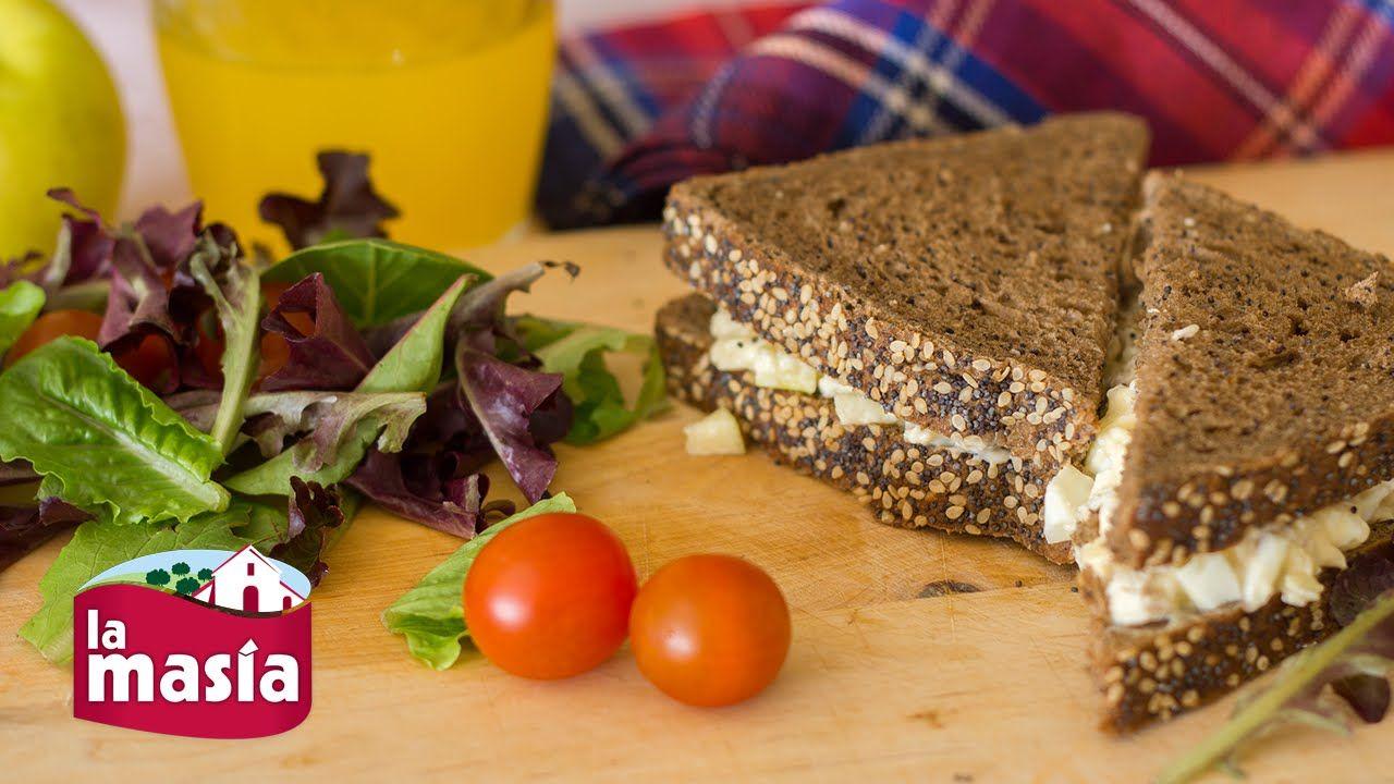 Ensalada de Pollo Para Sandwiches - Receta Fácil