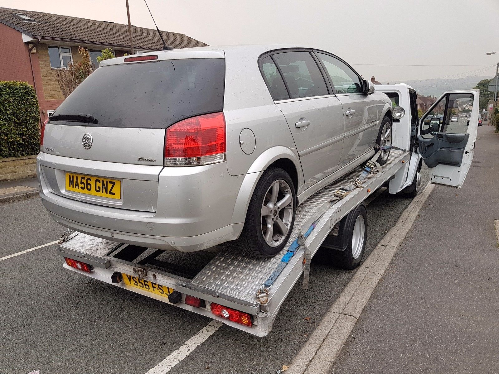 eBay: Vauxhall signum 2.2 petrol spares or repair 3 DAY AUCTION ...