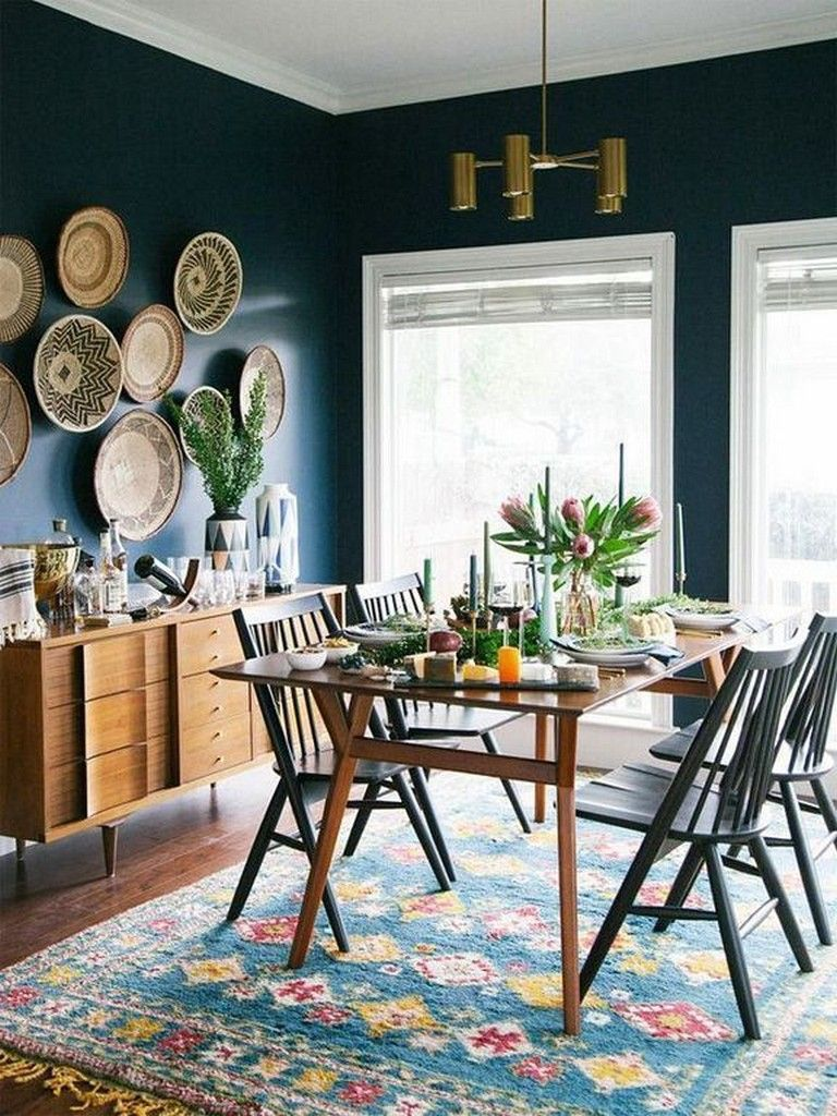 25 Elegant Kitchen Wall Decor Ideas With Farmhouse Style Boho