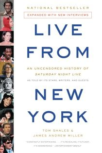 Live From New York - awesome book