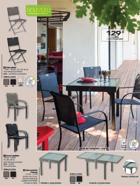 Table Extensible Chaweng 4/8 Personnes De La Nouvelle