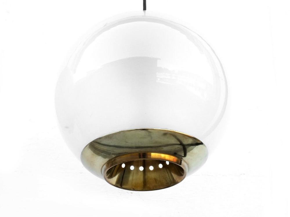 Luigi Caccia Dominioni Design One Big Ball Lamps Ls2 By Azucena Years 54 In 2020 Ball Lamps Big Balls Lamp