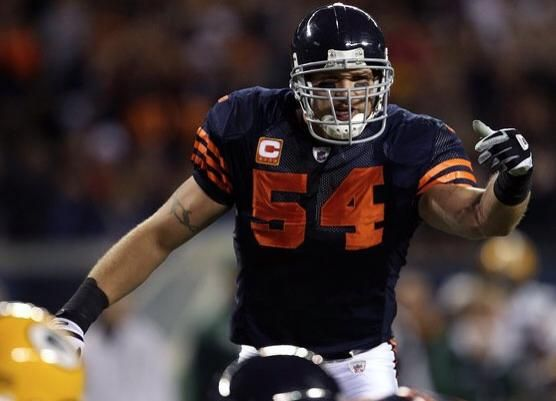 chicago bears throwback