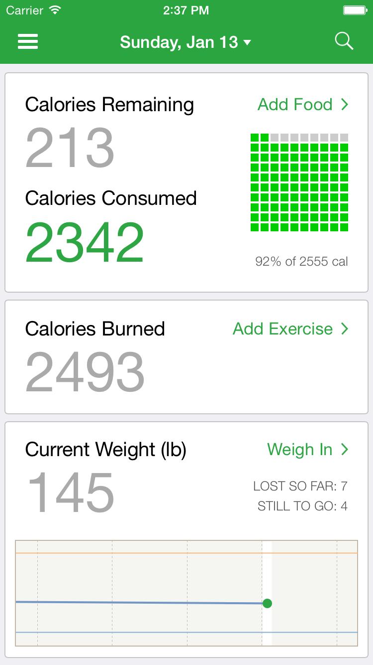 Fat Secret Home Page - FatSecret is a free calorie counter
