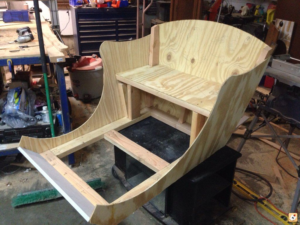 New Horse Sleigh Build For Christmas Woodworking Stuff