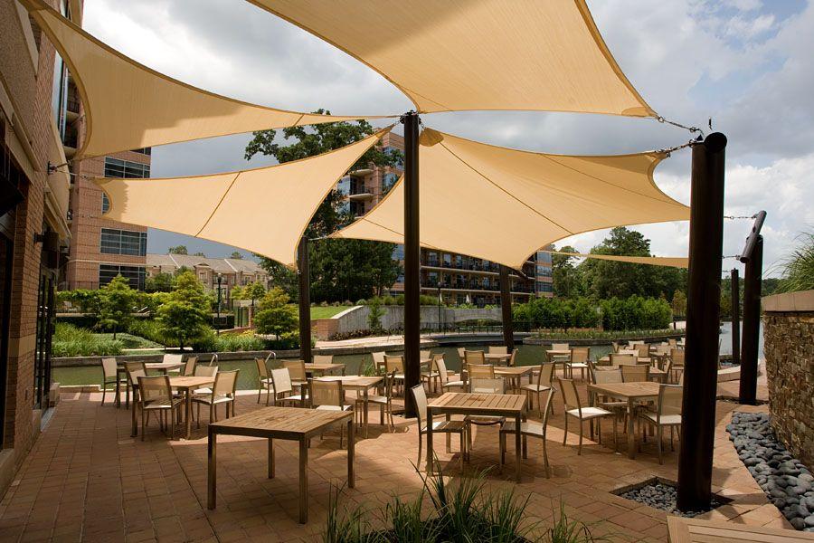 shade awnings for outdoor restaurants yahoo image. Black Bedroom Furniture Sets. Home Design Ideas