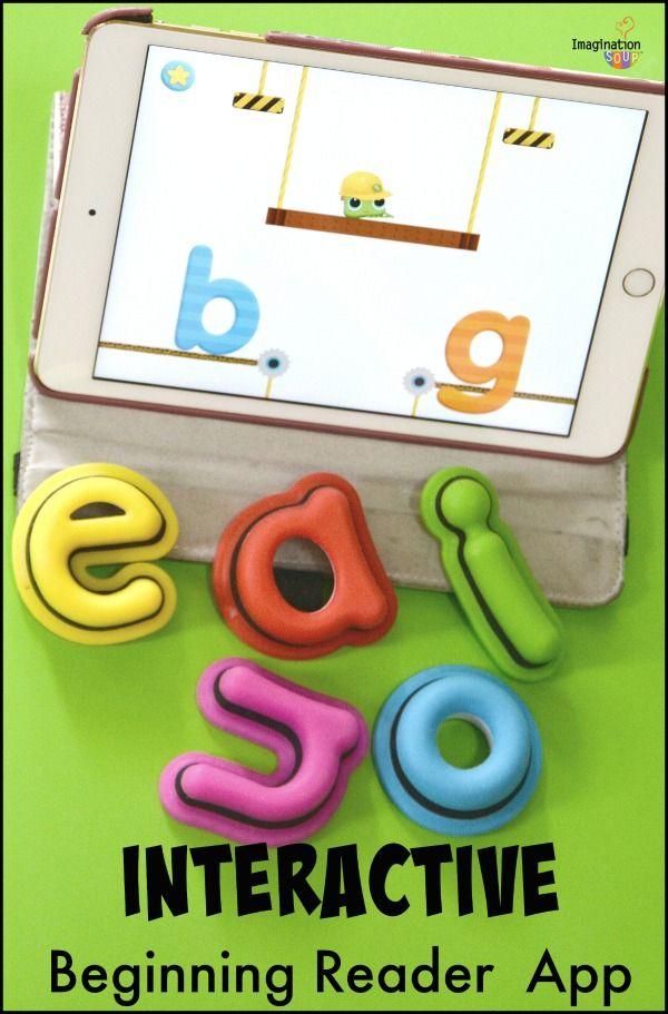 Impressive Beginning Reader App Kids learning, App