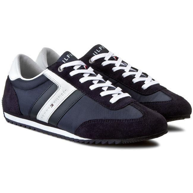 Sneakersy Tommy Hilfiger Banson 8c 1 Fm56820867 Twillght 260