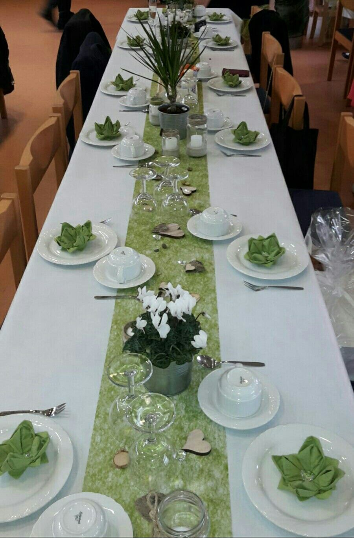 Tischdeko von meiner Hochzeit    WEDDING INSPO