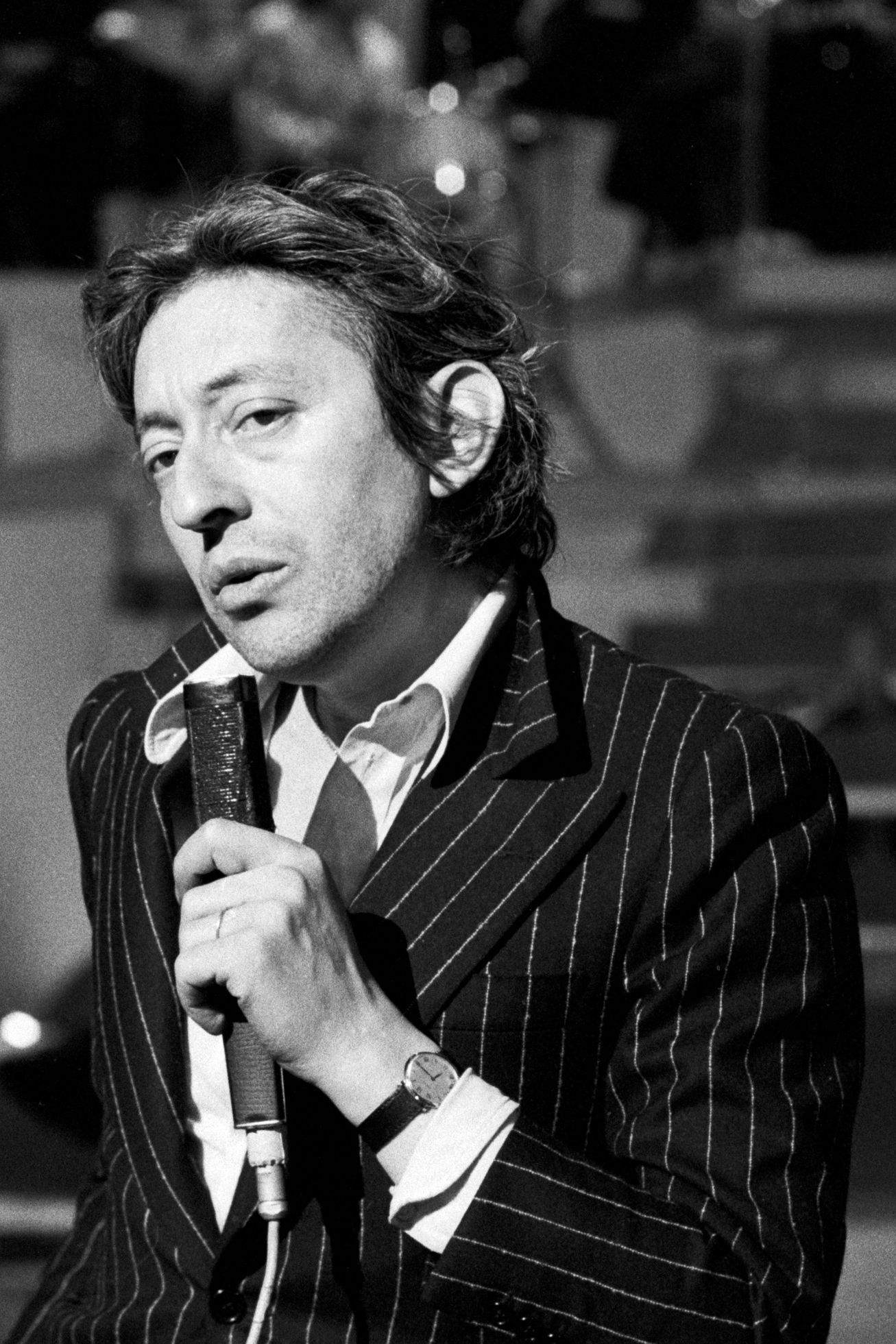 The Most Stylish Musicians Of The Last Years In Serge Gainsbourg Artist Style Musician