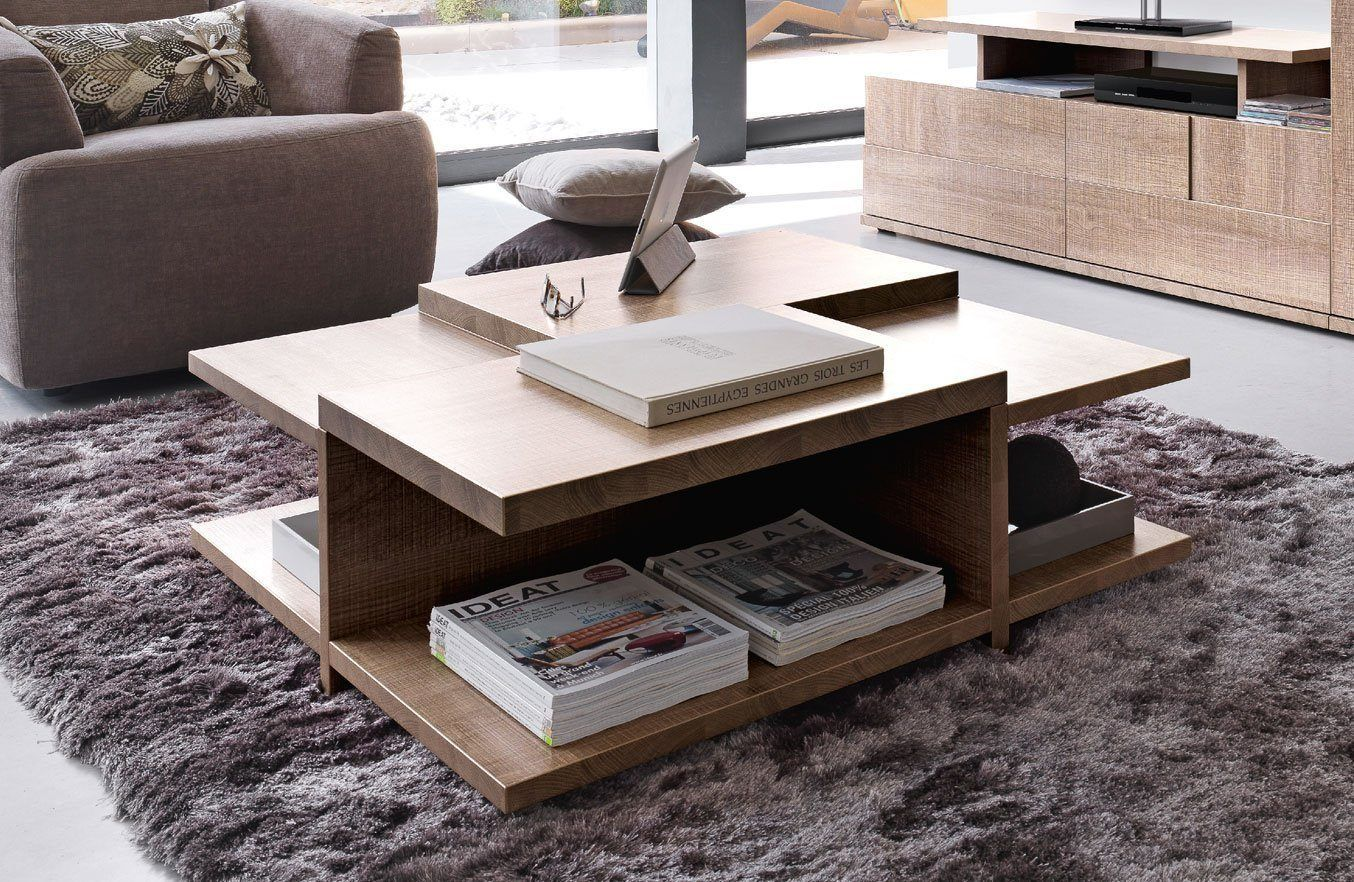 Aprende decorar tu mesa de centro - Mesas de centro de sala modernas ...