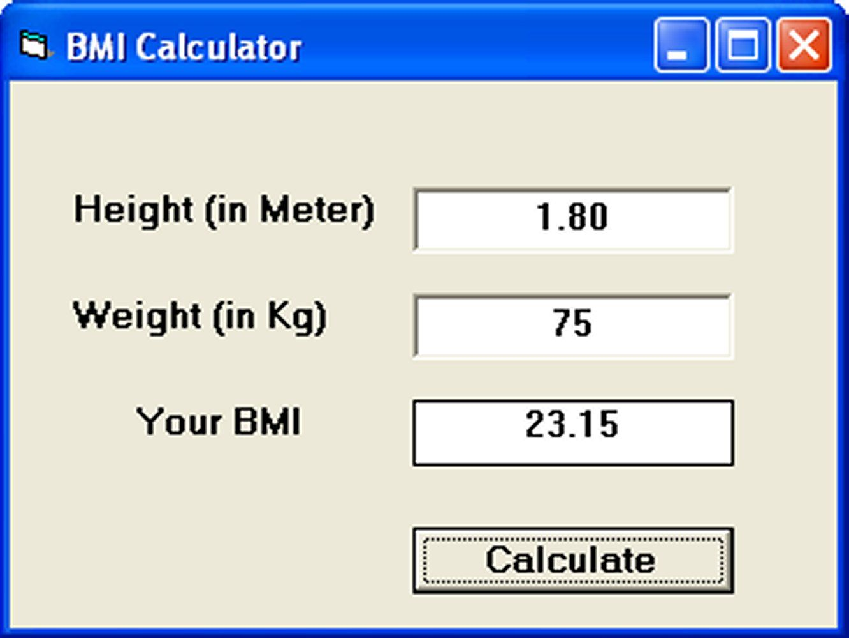 Bmi Calculator (body Mass Index) Pinterest '� The World's Catalog Of Ideas  How