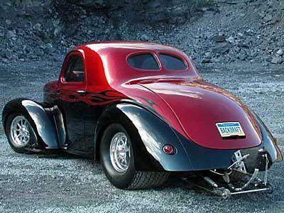 1941 Willys Custom Show Car Street Rod Pro Street 572 720 Hp My