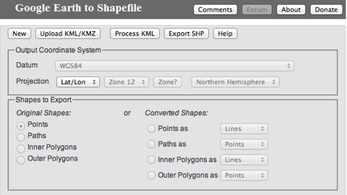 Convert KML To Shapefile Mapping Pinterest - Us zip code kml