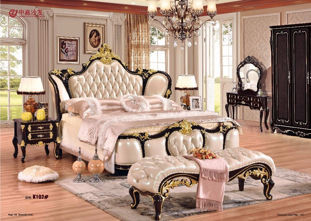 2018 Direct Selling Muebles De Dormitorio Furniture Bedroom Set