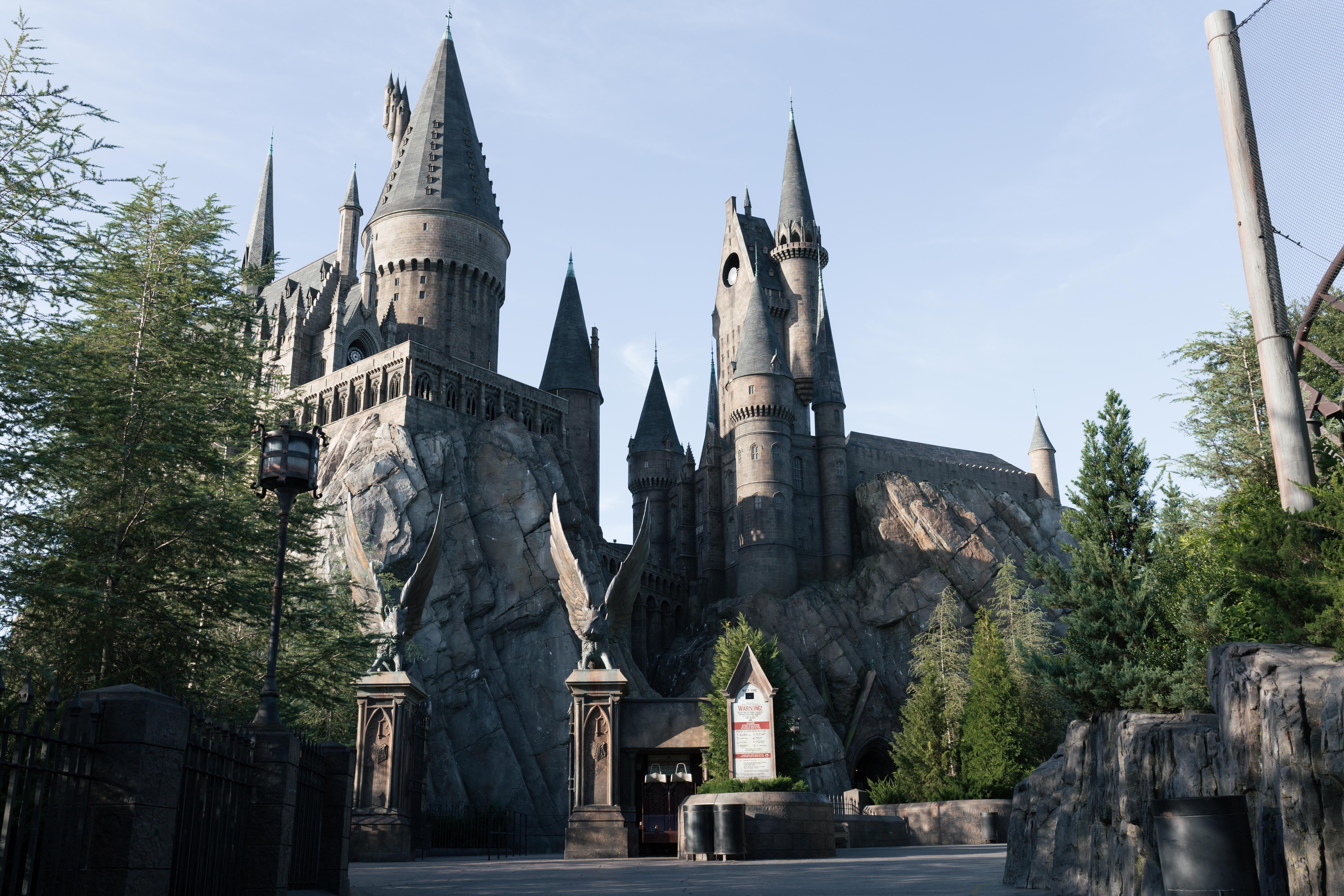 The Wizarding World of Harry Potter Hogwarts