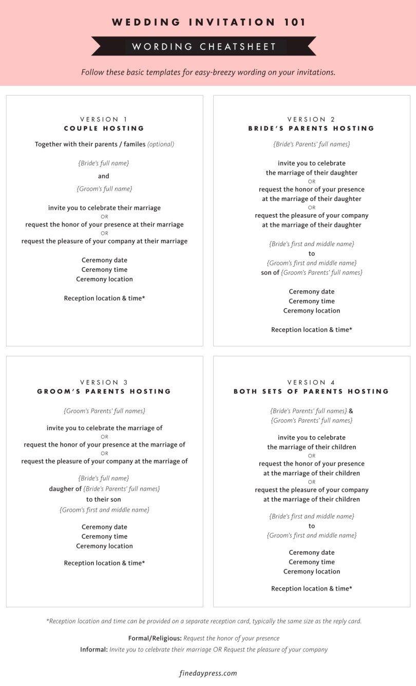 24 elegant image of samples of wedding invitation cards