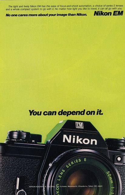 Shooting Film: Great Retro Camera Ads | Graphic Design | Pinterest ...