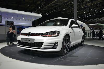 2013 VW Golf GTI Study Officially Revealed in Paris, European Sales Begin Next Summer | Car Sport