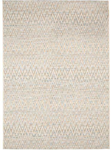 benuta teppiche moderner designer in outdoor teppich vora zick zack t rkis 200x290 cm gut. Black Bedroom Furniture Sets. Home Design Ideas