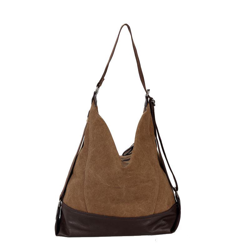 3dd7c42f82b Vintage Fashion Crossbody Bag Women s Casual Messenger Bag Canvas Handbag