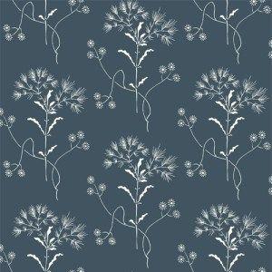 Joanna Gaines Wildflower Wallpaper by York Leland's