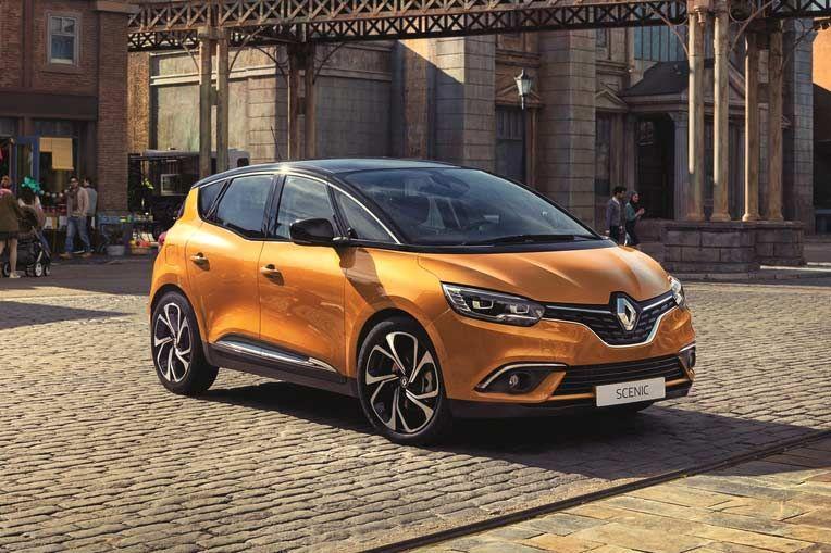 Automotive99 Com Renault Scenic 2017 Mini Van Renault