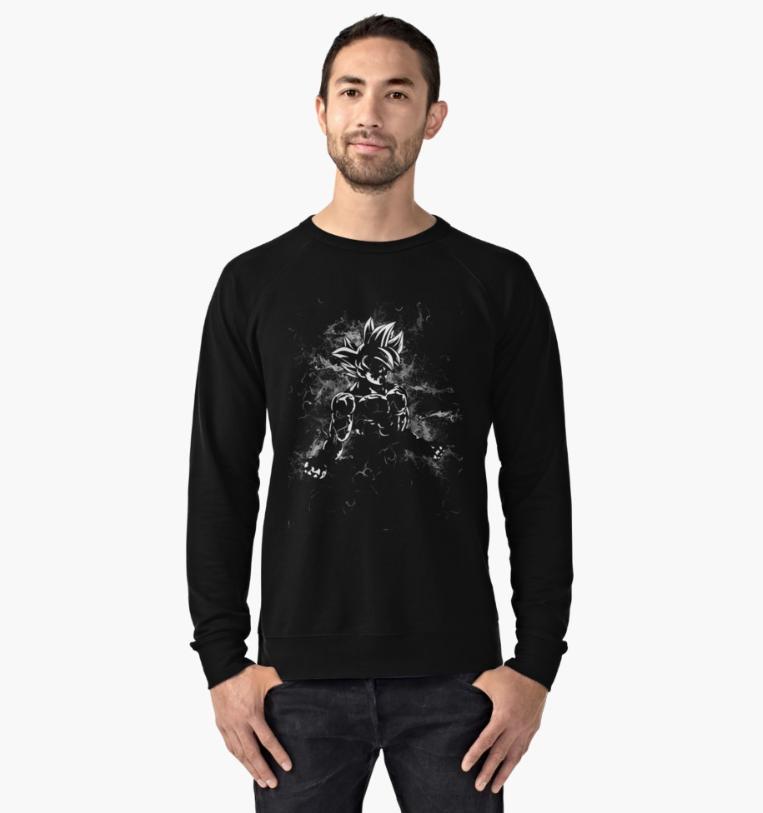 Sweatshirt: Warrior Force 5   Displate thumbnail