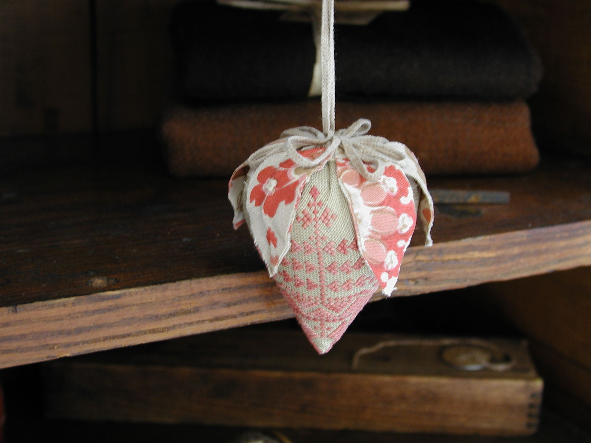 Blackbird Designs ~ Quaker Strawberry