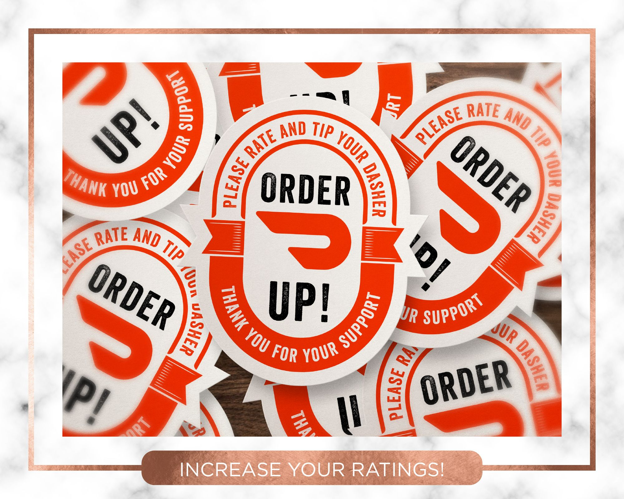 Doordash Dasher Delivery Driver Stickers Bag Stickers Order Up Stickers Doordash Accessories Stickers For Doordasher Or Dasher Doordash Delivery Driver Stickers