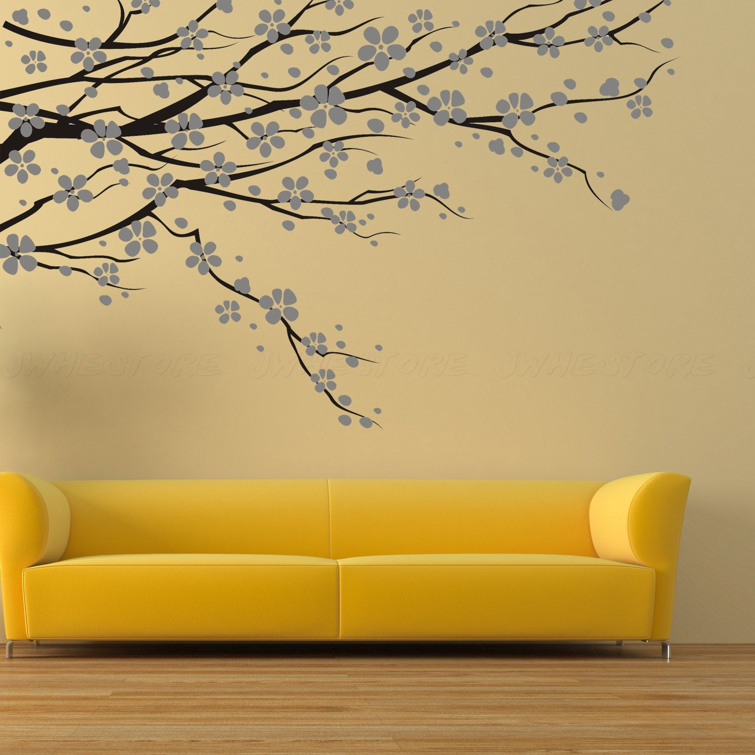 branch wall decals branches tree wall decal nursery wall decal ...