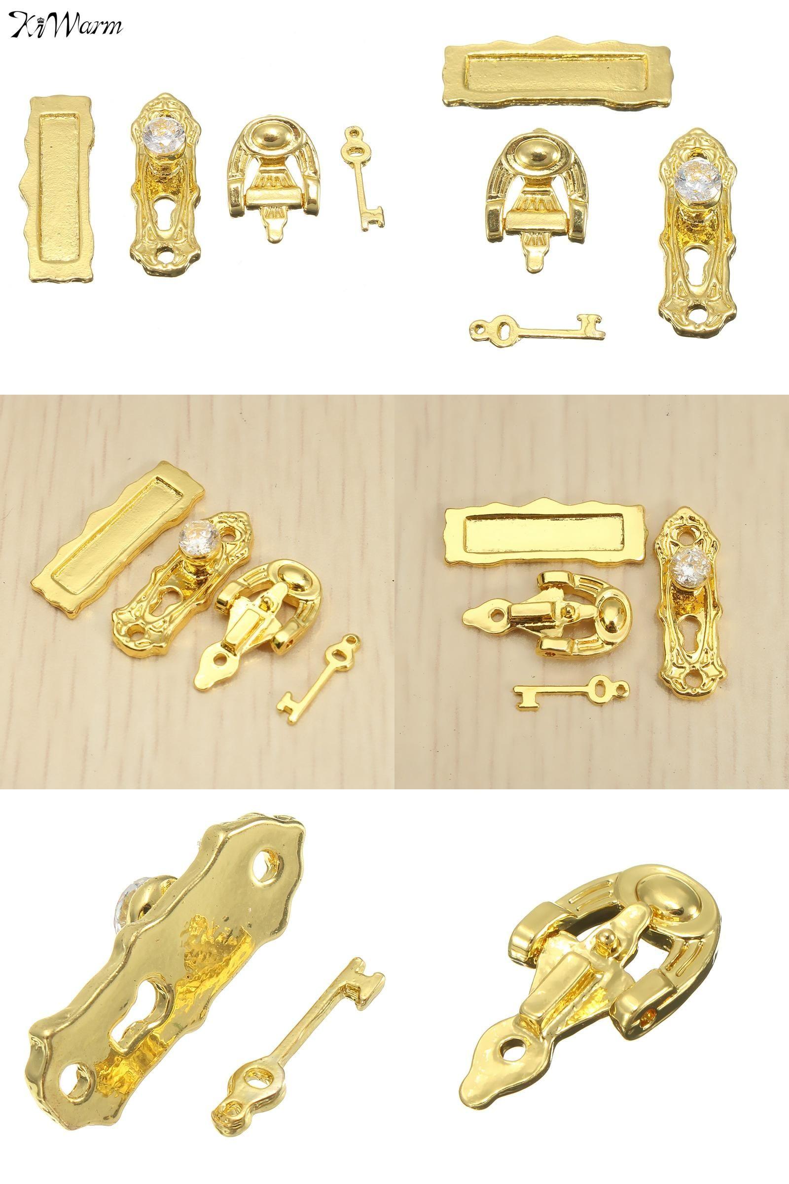 Visit to Buy] Fashion 4Pcs/set Miniature Ornament Doll house