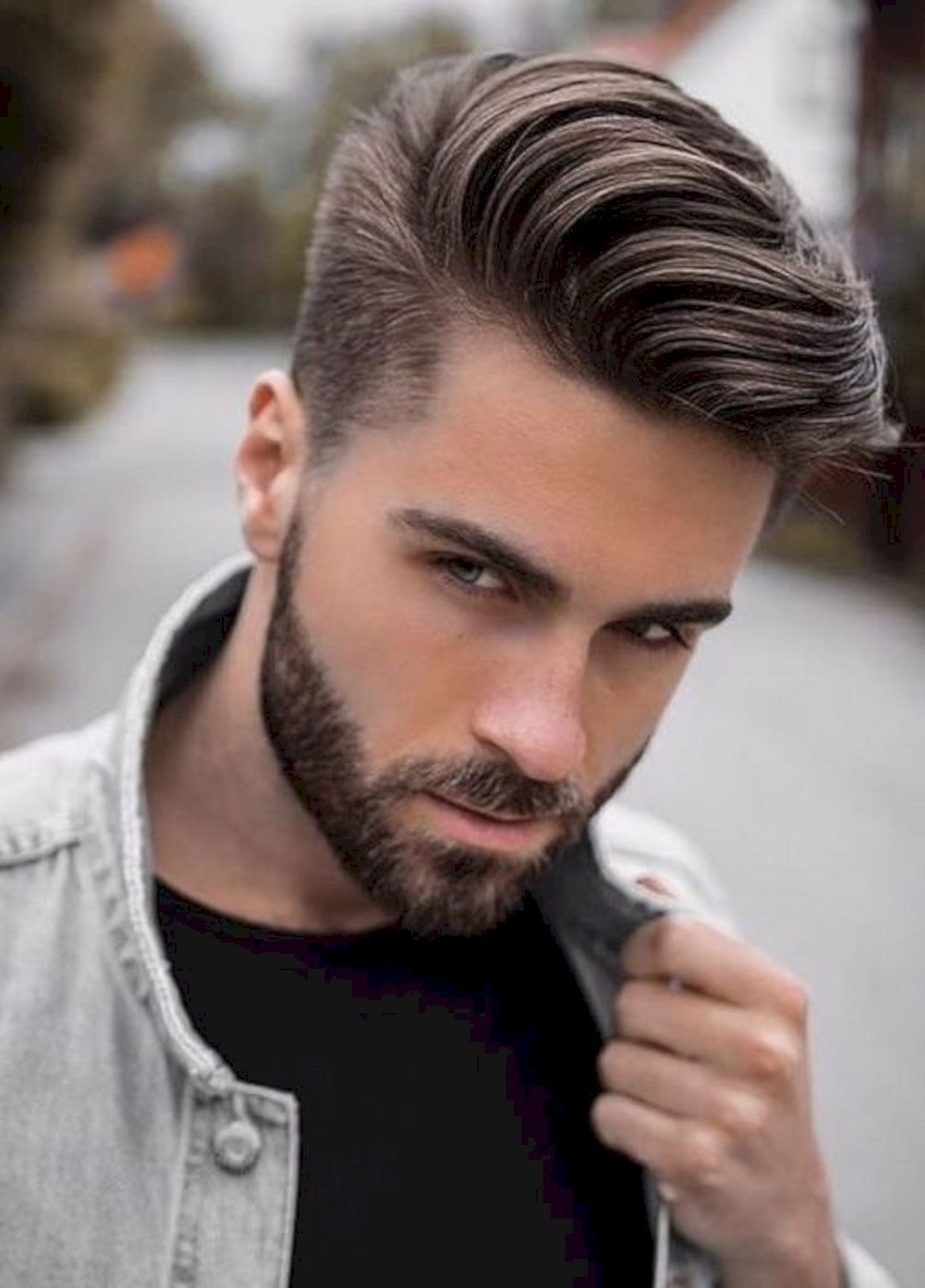10 Best Dashing Men Hairstyle Ideas Who Can Inspire You Moodesto Undercut Hairstyles Pompadour Men Beard Hairstyle