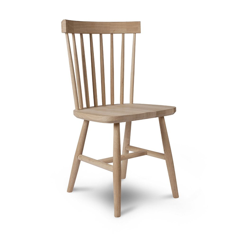 Discover The Garden Trading Spindle Back Oak Chair At Amara