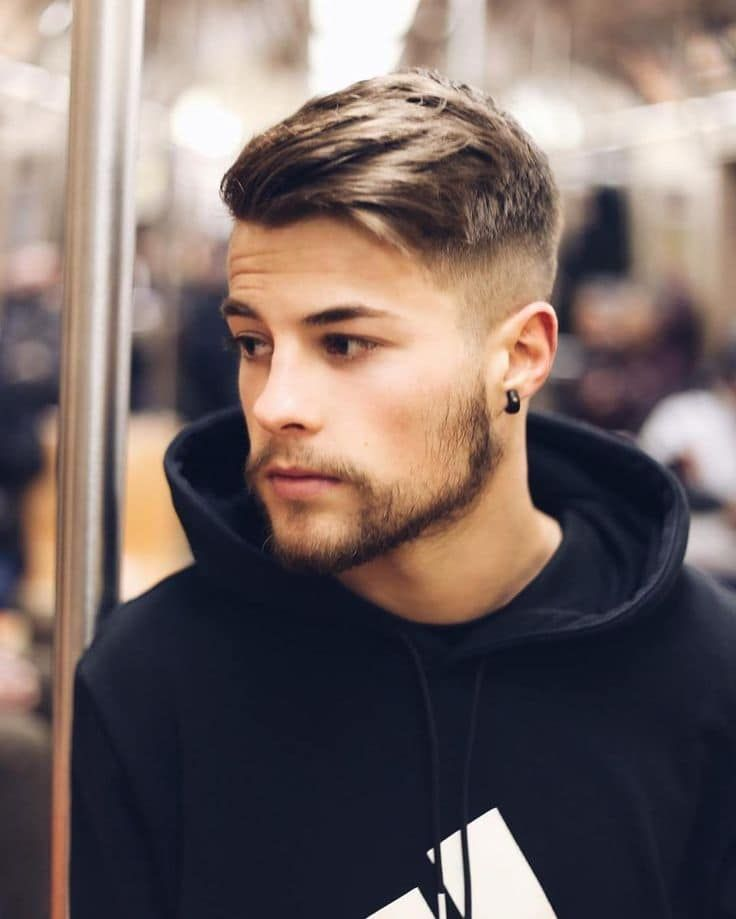 15 Manly Side Swept Undercuts for 2017 , HairstyleVill