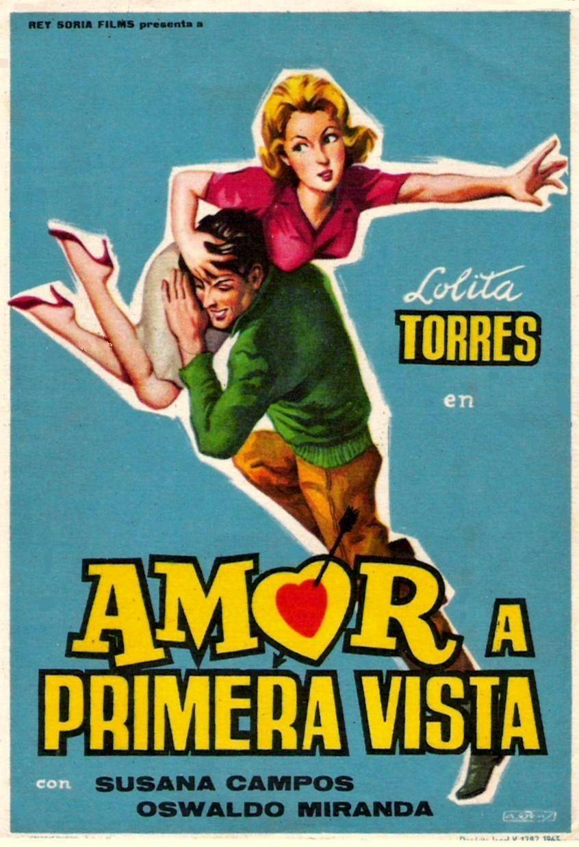 Amor A Primera Vista 1956 Tt0188412 Esp Amor A Primera Vista Peliculas En Castellano Peliculas Completas En Castellano