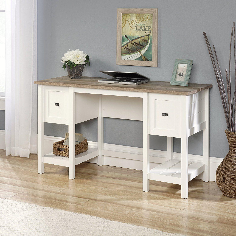 Home Office Ideas Sauder Cottage Road Desk
