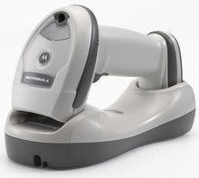 Zebra Symbol LI4278 Wireless Barcode Scanner with Cradle and USB Cable