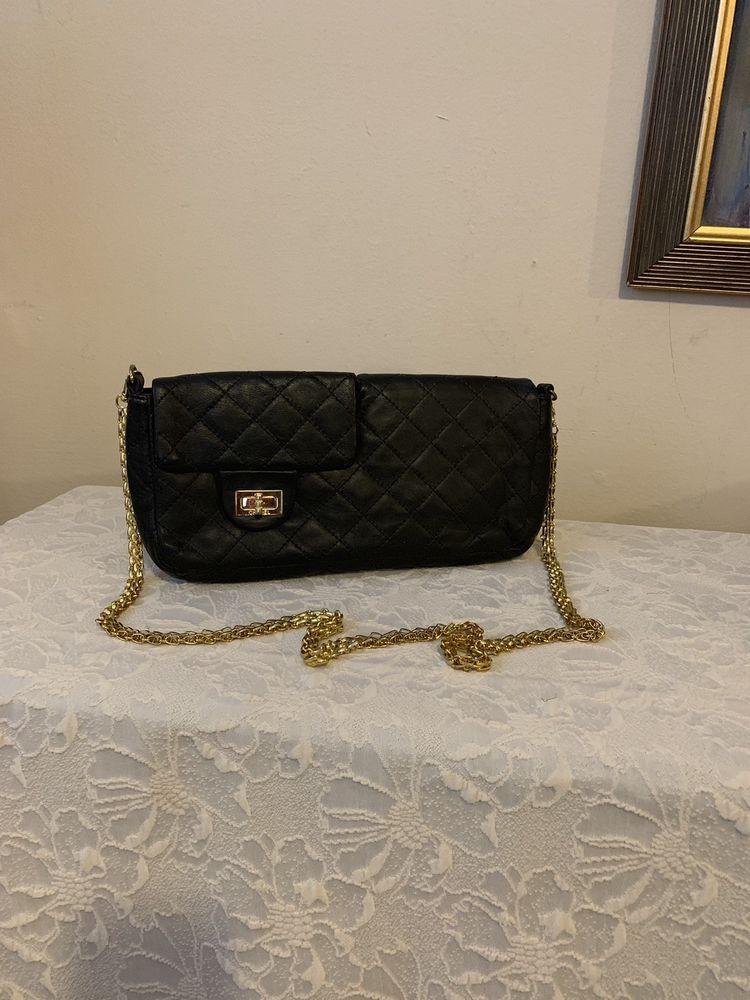fc634016bbf1 Coco Chanel Handbag Black  fashion  clothing  shoes  accessories   womensbagshandbags (ebay link)