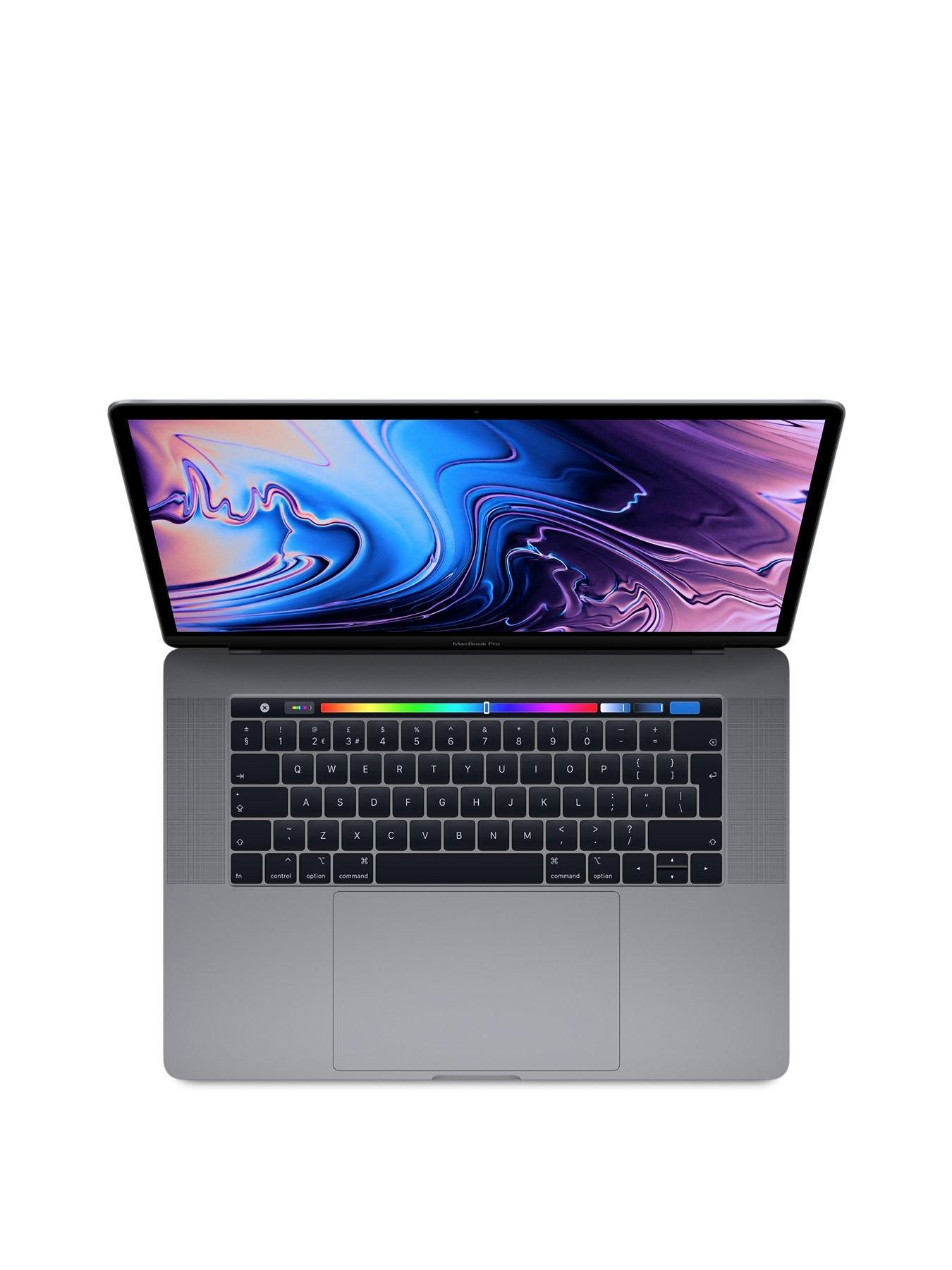 Apple MacBook Pro (2018) 15 inch with Touch Bar, 2.6GHz 6-core 8th-gen Intel® Core™ i7 Processor, 16Gb RAM, 512Gb SSD with Optional MS Office 365 Home - Space G… in 2020 | Macbook pro, Apple macbook pro, Macbook pro touch bar