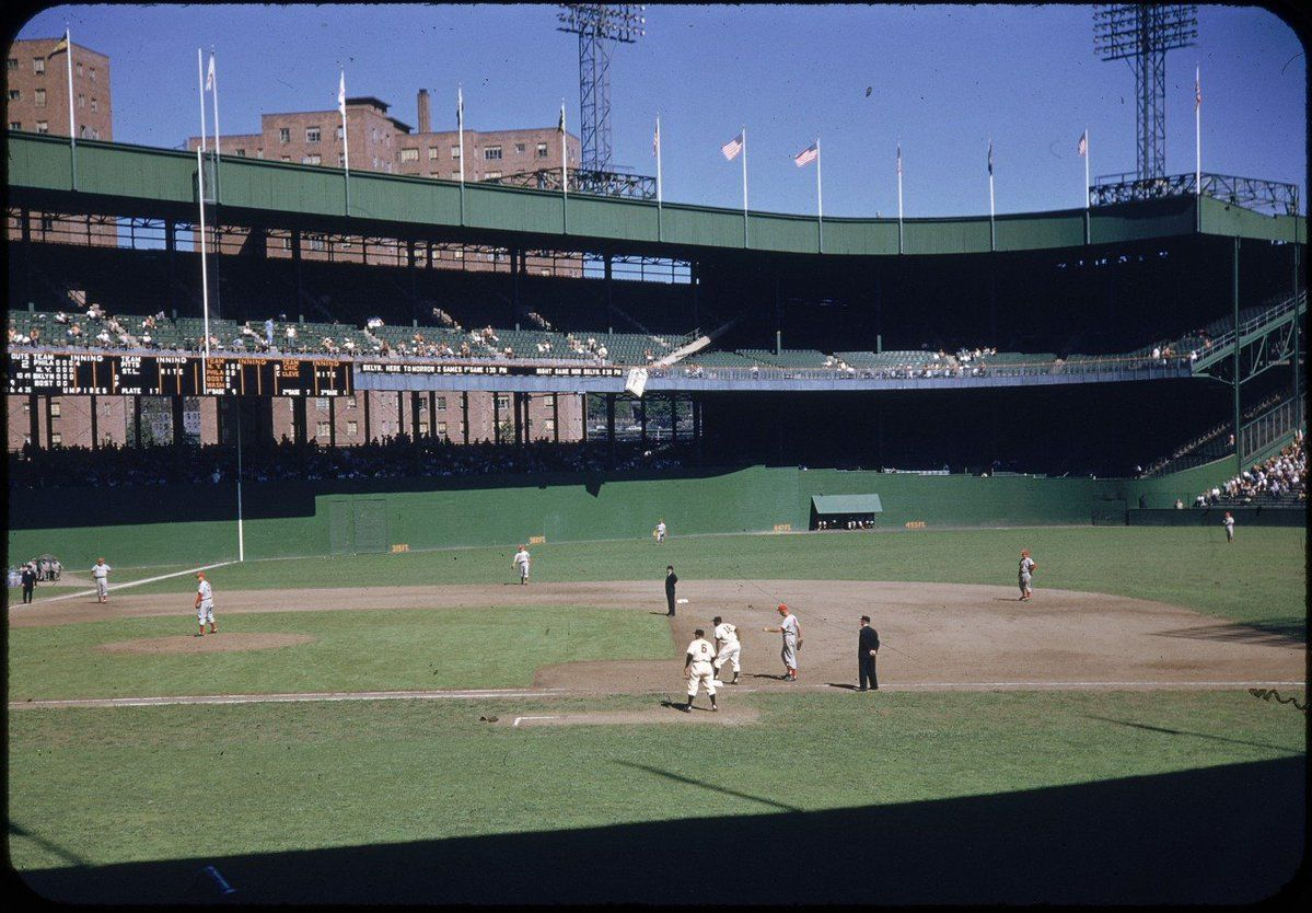 Pin On Baseball Parks Of The Past