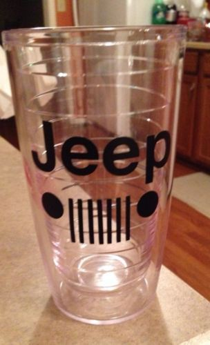 c9fd895c5c5 NEEDS TO BE RED.....   Jeep Life   Tervis tumbler, Tumbler, Jeep